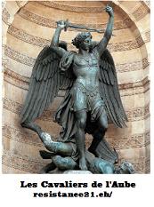 LES CHEVALIERS DE L'AUBE ou La Main du Pauvre dans LE ROMAN FEUILLETON... maquette2