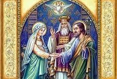DE L'INTERIORISATION DU MARIAGE CHRETIEN dans THEOLOGIE - RESPECT DE LA VIE - MORALE mariage-de-marie-et-joseph