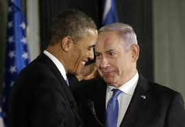 OBAMA EN TERRE DE SANG... dans INTERNATIONAL - Une diplomatie chrétienne obama-en-israel