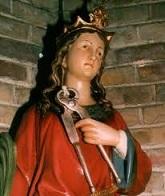 Apolline d'Alexandrie - Elian Olibé dans LA VIE DES SAINTS - EGLISE GLORIEUSE sainte-appoline